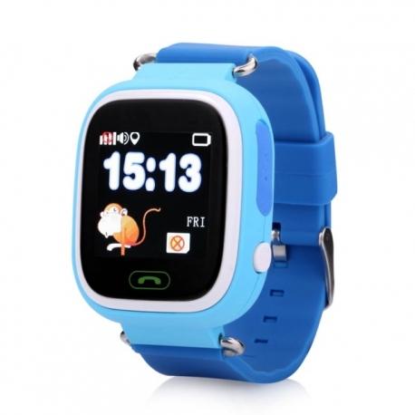 Умные часы Family Smart Watch GPS 99 (синие)