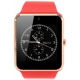 Смарт-часы UWatch Smart GT08 Gold/Red