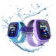 Умные часы Family Smart Watch GPS 25 (фиолетовые)
