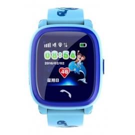 Умные часы Family Smart Watch GPS 25 (голубые)