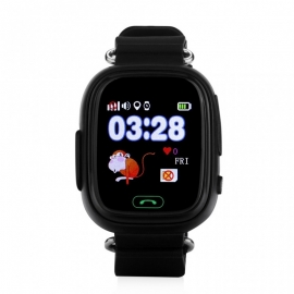 Умные часы Family Smart Watch GPS 99 (черные)