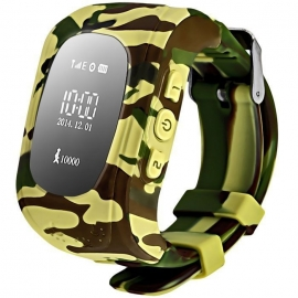 Умные часы Family Smart Watch GPS 50 (хаки)