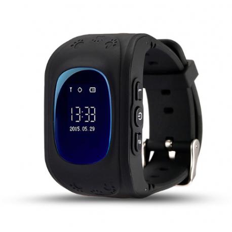 Умные часы Family Smart Watch GPS 50 (черные)