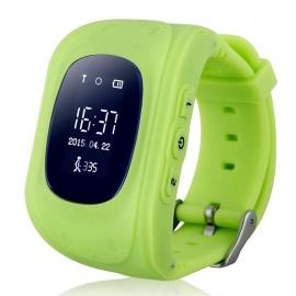 Умные часы Family Smart Watch GPS 50 (зеленые)