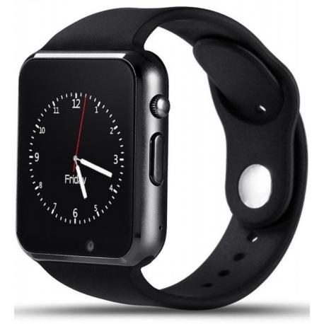 Смарт-часы smart watch A1 Pro Black