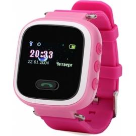 Умные часы Family Smart Watch GPS 60 (розовые)