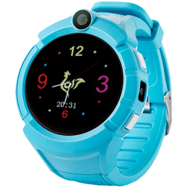 Умные часы Family Smart Watch 610 (синие)