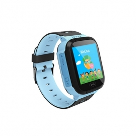 Умные часы Family Smart Watch GPS 12 Pro (синие)