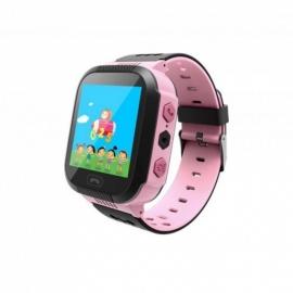 Умные часы Family Smart Watch GPS 12 Pro (розовые)