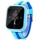 Умные часы Family Smart Watch GPS 100 (синие)