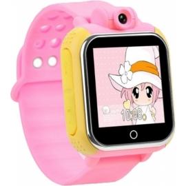 Умные часы Family Smart Watch GPS 200 (розовые)