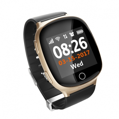 Часы GPS Family Smart Watch 10 Plus Gold