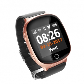 Часы GPS Family Smart Watch 10 Plus Bronze