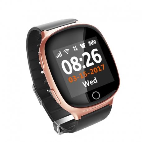 Часы GPS Family Smart Watch 10 Plus Bronze