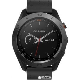 Спортивные часы Garmin Approach S60 Black Premium (010-01702-02)