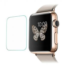Защитное стекло Apple Watch 38мм, 2.5D, 0.3мм
